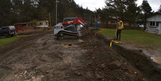 Haida Gwaii Fiber to the Home project